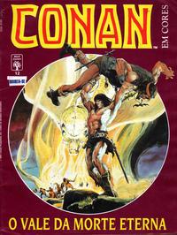 Cover Thumbnail for Espada Selvagem de Conan em Cores (Editora Abril, 1987 series) #12