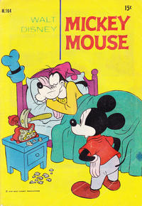 Cover Thumbnail for Walt Disney's Mickey Mouse (W. G. Publications; Wogan Publications, 1956 series) #164