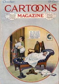 Cover Thumbnail for Cartoons Magazine (H. H. Windsor, 1913 series) #v16#4 [94]