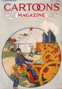 Cover Thumbnail for Cartoons Magazine (H. H. Windsor, 1913 series) #v16#3 [93]