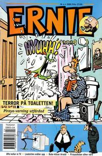 Cover Thumbnail for Ernie (Egmont, 2000 series) #4/2000
