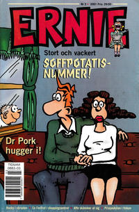 Cover Thumbnail for Ernie (Egmont, 2000 series) #3/2001