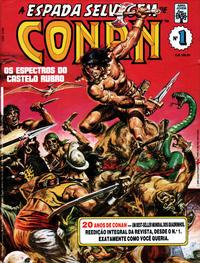Cover Thumbnail for A Espada Selvagem de Conan Reedição (Editora Abril, 1991 series) #1