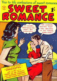 Cover Thumbnail for Romance Library (Magazine Management, 1951 ? series) #28