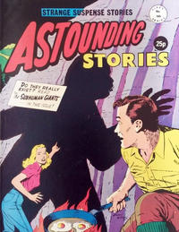 Cover Thumbnail for Astounding Stories (Alan Class, 1966 series) #165