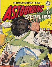 Cover Thumbnail for Astounding Stories (Alan Class, 1966 series) #79