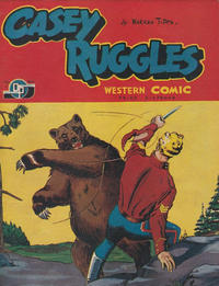 Cover Thumbnail for Casey Ruggles Western Comic (Donald F. Peters, 1951 series) #5