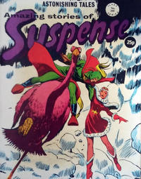 Cover Thumbnail for Amazing Stories of Suspense (Alan Class, 1963 series) #209