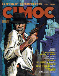 Cover Thumbnail for Cimoc (NORMA Editorial, 1981 series) #34