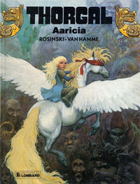 Cover Thumbnail for Thorgal (Le Lombard, 1980 series) #14 - Aaricia