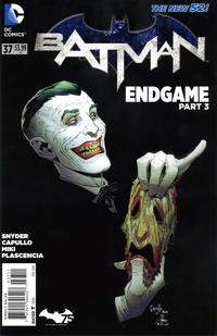 Cover Thumbnail for Batman (DC, 2011 series) #37 [Direct Sales]
