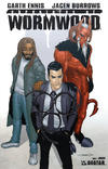 Cover Thumbnail for Garth Ennis Chronicles of Wormwood (2007 series) #1 [Platinum Foil Edition]