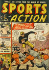 Cover for Sports Action (Bell Features, 1951 series) #5