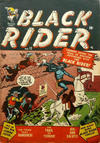 Cover for Black Rider (Bell Features, 1950 ? series) #12