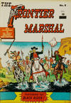 Cover for The Frontier Marshal (Bell Features, 1951 series) #8