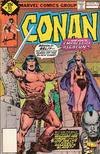 Cover Thumbnail for Conan the Barbarian (1970 series) #93 [Whitman Edition]