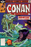 Cover for Conan the Barbarian (Marvel, 1970 series) #98 [Direct]