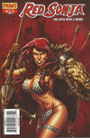 Cover Thumbnail for Red Sonja (2005 series) #34 [Adriano Batista Cover]