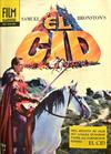 Cover for Filmklassikere (I.K. [Illustrerede klassikere], 1962 series) #1