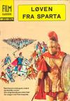 Cover for Filmklassikere (I.K. [Illustrerede klassikere], 1962 series) #12
