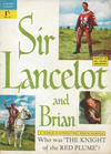 Cover for A Movie Classic (World Distributors, 1956 ? series) #27 - Sir Lancelot and Brian