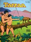 Cover for Tarzan julehefte (Hjemmet / Egmont, 1947 series) #1966