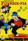 Cover for Fiinbeck og Fia (Hjemmet / Egmont, 1930 series) #1989