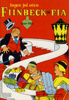 Cover for Fiinbeck og Fia (Hjemmet / Egmont, 1930 series) #1988