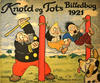 Cover for Knold og Tot (Egmont, 1911 series) #1921