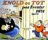 Cover for Knold og Tot (Egmont, 1911 series) #1931