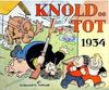 Cover for Knold og Tot (Egmont, 1911 series) #1934