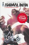 Cover for Animal Man (Urban Comics, 2012 series) #4