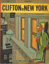 Cover for Collectie Jong Europa (Le Lombard, 1960 series) #15 - Clifton: Clifton in New York