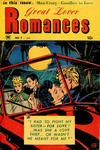 Cover for Great Lover Romances (Superior Publishers Limited, 1952 series) #7