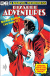 Cover Thumbnail for Bizarre Adventures (1981 series) #34 [Distributed by Marvel]