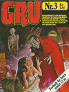 Cover for Gru (Interpresse, 1972 series) #3