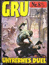 Cover for Gru (Interpresse, 1972 series) #8