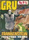 Cover for Gru (Interpresse, 1972 series) #9