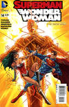 Cover for Superman / Wonder Woman (DC, 2013 series) #14