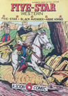 Cover for Five Star Western (Scion, 1951 series) #8