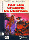 Cover for Collection 16/22 (Dargaud éditions, 1977 series) #54 - Par les chemins de l'espace