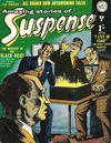 Cover for Amazing Stories of Suspense (Alan Class, 1963 series) #84