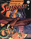 Cover for Amazing Stories of Suspense (Alan Class, 1963 series) #34
