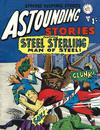 Cover for Astounding Stories (Alan Class, 1966 series) #69