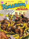 Cover for Tomahawk (Thorpe & Porter, 1954 series) #23