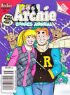 Cover for Archie Double Digest (Archie, 2011 series) #256 [Newsstand]