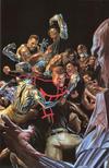 Cover Thumbnail for Bionic Man (2011 series) #8 [Virgin Art Cover]