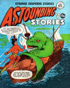 Cover for Astounding Stories (Alan Class, 1966 series) #121