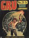 Cover for Gru (Interpresse, 1972 series) #25
