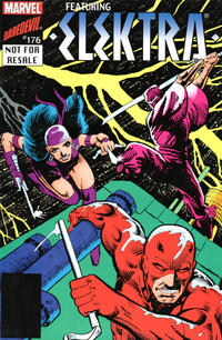 Cover Thumbnail for Daredevil Vol. 1, No. 176 [Marvel Legends Reprint] (Marvel, 2003 series) #176